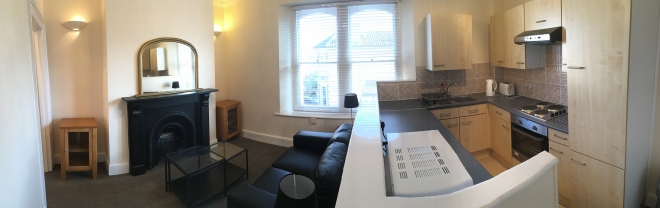[NOW LET] Beautifully Renovated 1 Bed Room Furnished Flat in Redland BS6