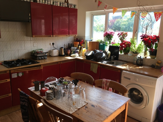 [NOW LET] 4 Double Bedroom Student House in Bedminster