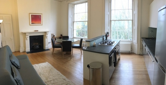[Now Let] Extremely Spacious 1 Bedroom Flat just off Whiteladies Road