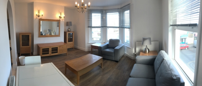 [NOW LET] Newly Refurbished 1 Bedroom Furnished Flat (Yatton)